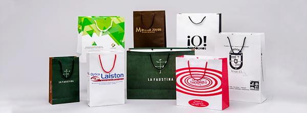Solución de Packaging para Comercios - Bolsas y envoltorios