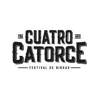 Logo Cuatro Catorce