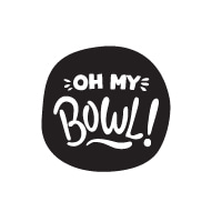 Logo Oh My Bowl